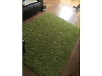 Green Rug - Next