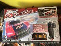 Real FX slotless racing track