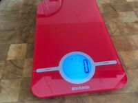 Digital scales for kitchen — highly accurate, and slim