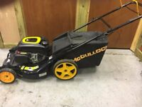 "MCCULOCH M53 150WF SELF PROPELLED PETROL MOWER 21"" CUT"