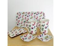 Maxwell Williams 7 piece tea set