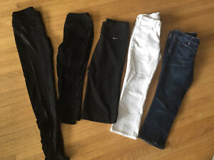 Women's pants/capris $5 each or 5 for $20