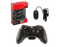 Microsoft Official Xbox 360 Wireless Controller For Windows PC / Laptop (JR9-000)