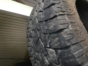 TOYO OPENCOUNTRY TIRES 275/65 20