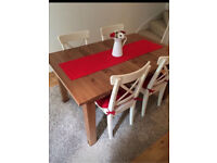 IKEA STORNAS EXTENDING DINING TABLE