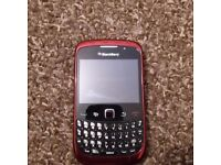 FORSALE BLACKBERRY CURVE