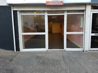 Shop to Rent on Middle Road Next to Busy Hairdressers