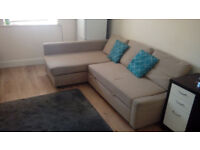 Used corner sofa bed for sale