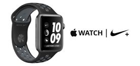 Apple Watch Nike Plus Series 2, 42MM Space Gray