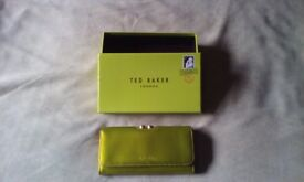 Ted Baker purse boxed