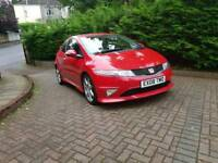 HONDA CIVIC TYPE R GT 08 SERVICE HISTORY 2 OWNERS MINT
