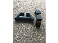 Everlast 5lb weights