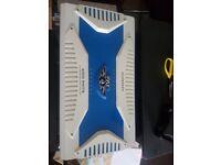 Pyle PLMRA620 6 Channel 2000W Waterproof Car & Marine Bridgeable Mosfet Amplifier