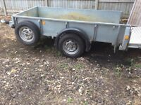 Ifor Williams 8x4 trailer