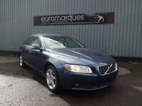 Volvo S80 2.0D SE 136PS (blue) 2009