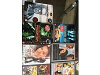 DVD's mix of English and Asian movies