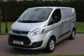 Ford Transit Custom 2.2TDCi 125PS 270 L1H1 Trend
