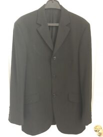 Men's Slim Fit Ventura Suit and White Shirt