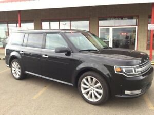 2013 Ford Flex LIMITED Navigation (GPS),  Leather,  Heated Seats