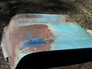 1957 Chevy Car Hood