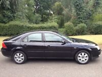 FORD MONDEO ZETEC 1 OWNER SINCE 2004 MOT 5 MONTHS SERVICE HISTORY-ALLOY WHEELS -CD PLAYER-AIR CON