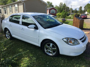 Chevy Cobalt LT Sedan - 2010