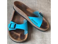 Birkenstock sandals size 37, UK 4
