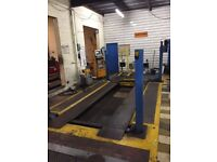 Class 4-5 MOT Bay - VOSA Approved MOT equipment