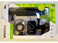 Vivitar action camera for underwater photos, surfing, bikes, helmets, touring like a go-pro go pro