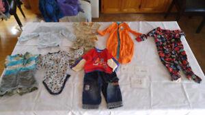 Vêtements 12 mois pour garcon