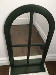 For Sale: Mirror with Shelf