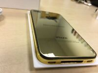 Boxed Black 24K GOLD Apple iPhone 4s 16GB Factory Unlocked Mobile Phone + Warranty