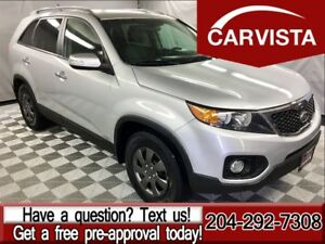 2012 Kia Sorento LX V6 AWD -NO ACCIDENTS-