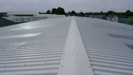 Roofing job