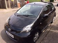 Toyota Aygo in Excellent Condition! No accidents, only two owners, MOT until 05/2018, fully serviced