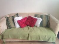 Sofa and Armchair for sale £50 Ono