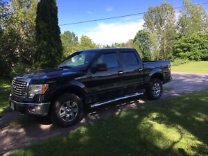 2011 Ford F150 Supercrew Pickup Truck
