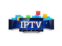 iptv box with 12 monTH GIFT 1 YR not a skybox openbx