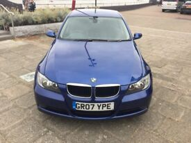 BMW 320d 5dr 6 Speed Manual DIESEL 2007 + FSH & M.O.T