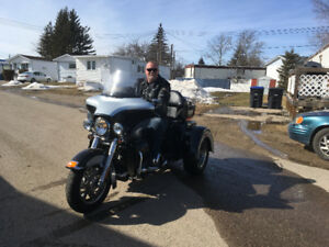 Harley Davidson Tri Glide Ultra Classic