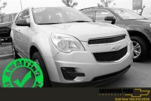 2014 Chevrolet Equinox LS AWD| Rem Enrty| BT| Cruise Ctrl| 17 Al