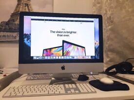 "iMac 21.5"", Intel i5 2.9GHz, Nvidia GeForce 650M, 1TB HDD, 8GB RAM, late 2012"