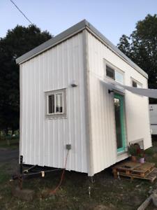 19ft Tiny house
