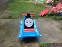 Rocking Thomas the Tank Engine See Saw Indoor/Outdoor Play