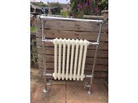 Victorian Style Towel Radiator