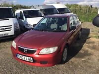 DIESEL MAZDA 323 ESTATE CAR IN NICE MOT CONDITION IN AND OUT ULTRA RELIBLE MAZDA DIESEL PX WELCOME
