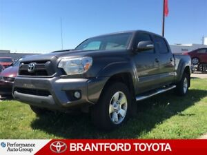 2015 Toyota Tacoma V6, TRD, Double Cab, Off Lease, One Owner