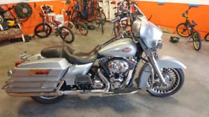 Harley Davidson Flhtc 2011