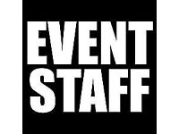Event assistant - No experience needed - Students Welcome!