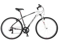Carrera crossfire hybrid bike, brand new never used